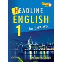 harga Headline English For Smp/mts 1 Tokopedia.com