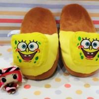 harga Sandal Tidur Dewasa Karakter Sponge Bob Square Pants Tokopedia.com