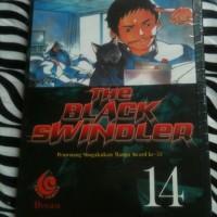KOMIK CABUTAN : The Black Swindler 14