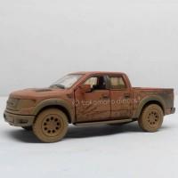 harga Diecast Miniatur Mobil Ford Raptor Lumpur Pick Up Bak Terbuka Tokomoro Tokopedia.com