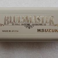 Harmonica Diatonic Suzuki Bluesmaster