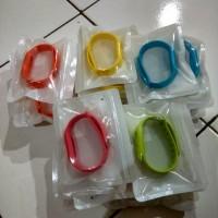harga Silicon / Silikon Wristband Strap Xiaomi Mi Band Ori Tokopedia.com