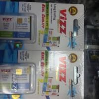 Baterai VIZZ double power LENOVO A390 / A60 / A368 / A356 2300mAh