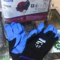 Sarung Tangan Kimberly-Clark Jackson G40 Blue Nitrile Foam Coated Glov