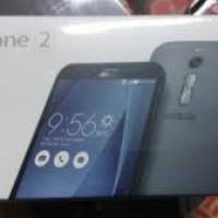 Asus Zenfone 2 ZE551ML RAM 4GB - ROM 32GB Silver M