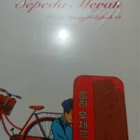 harga Kim Dong Hwa Sepeda Merah Bunga Bunga Hollyhock 2 Tokopedia.com