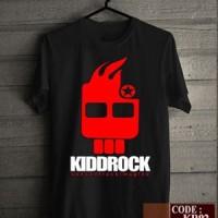 Kaos Oblong/tshirt/t shirt kerah Distro Kiddrock