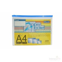 Zipper Pocket Bambi A4 5131