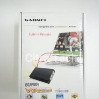 TV TUNNER EXTERNAL GADMEI CRT + LCD 3810E