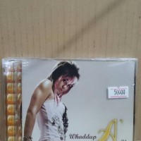 CD ORIGINAL AGNES MONICA - WHADDUP A..?!