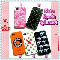 KATE SPADE IPHONE 4