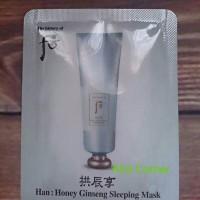 The History of Whoo Han Honey Ginseng Sleeping Mask 3ml