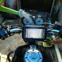 harga Smart Phone Holder With Waterproof Case For Motor Sepeda Bike Mount Tokopedia.com