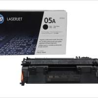 HP Black Toner 05A [CE505A]