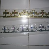 harga mahkota anak dan dewasa / crown plastik raja / ratu panjang Tokopedia.com