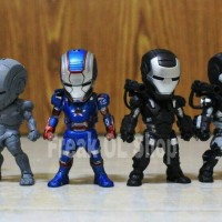 iron man action figure mini keren