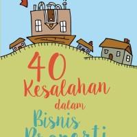 Harga 40 Kesalahan Dalam Berbisnis Properti | WIKIPRICE INDONESIA