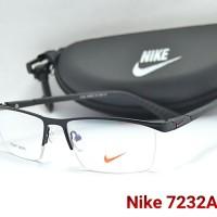 Frame Kacamata - Nike 7232 - Pria/Wanita - Baca/Minus - Optik