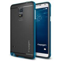 Spigen Galaxy S5 Case Neo Hybrid - Electric Blue