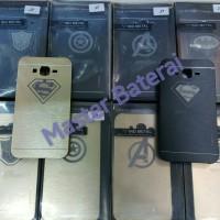 Motomo Ino Metal Case / Hardcase Motif Gambar Samsung J7