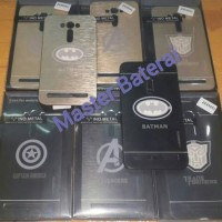 "Motomo Ino Metal Case Motif Gambar Zenfone 2 Laser 5.5"" ZE550KL"