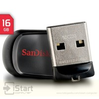 harga Flashdisk Sandisk Cruzer Fit Cz33 16gb Garansi Resmi! Tokopedia.com