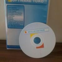 Software Program Aplikasi Kasir Toko Helm (Toko-1D)