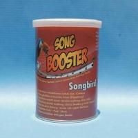 Song Booster SONGBIRD ( Pakan Suplemen Alami Burung Kicau )