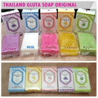 Harga gluta soap by wink white import thailand jamin ori 100 | antitipu.com