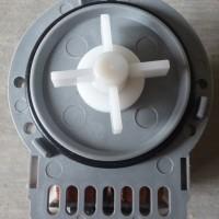 Motor Drain Pump Mesin Cuci B20-6 (Model Bulat)