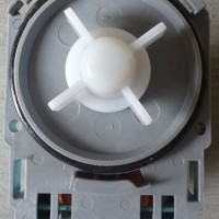 Motor Drain Pump Electrolux Mesin Cuci 025 ORI (Model Kotak)