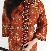 Blouse Batik Modern Wanita, Batik Keraton 336aw