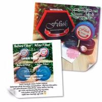 original cream felish penghilang flek bekas jerawat pemutih kulit