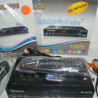 Receiver Venus HD NetSat (Support USB Modem 3G, USB Wifi. dan LAN) .