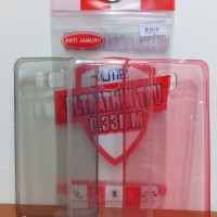 SAMSUNG Galaxy Alpha Soft Case UME Ultrathin 0,33mm