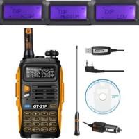 Radio HT (Handy Talkie) Baofeng GT-3TP Mark III - Radio Komunikasi