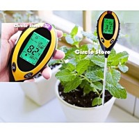 Alat Ukur Kadar Air Tanah / Digital Soil Meter 4 in 1