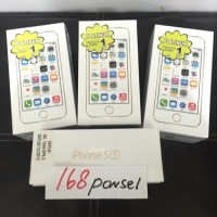 Apple Iphone 5s 16gb Gold Garansi 1tahun Distributor