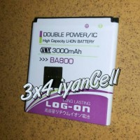 harga Baterai/battery Sony Xperia Ba800 (s Lt26i) 3000mah Tokopedia.com