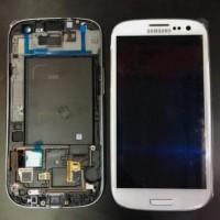 LCD (1set Touchscreen Frame) SAMSUNG Galaxy S3 (GT-i9300)