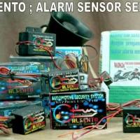 ALARM MOTOR ALSENTO, Sebuah Alarm Sepeda Motor Penghalang Besar Untuk