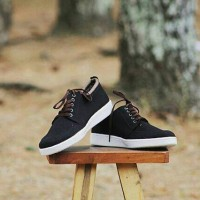 sepatu handmade indonesian pride prodigo kutai hitam