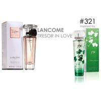 FM 321 Inspired by Lancome Tresor in Love