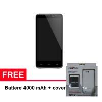 Advan Vandroid S5K + PROMO Free Batter 4000 mAh + cover