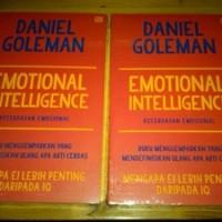 Emotional Intelligence - Kecerdasan Emosional