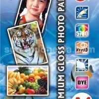 SUN Premium Photo Glossy Paper 120 Gsm A4 - Kertas Foto