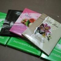 Album Foto Jumbo Murah Cantik Ukuran 10Rs isi 20 Lembar Black Sheet