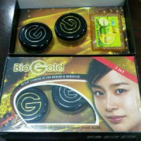 BIO GOLD WHITENING CREAM ORIGINAL BPOM