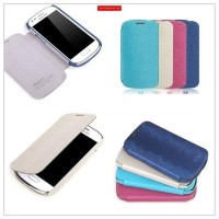 Jual Rock Big City Leather Flip Book Cover Case Samsung Galaxy S3 Mini