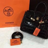 Hermes Birkin Croco Mini (3068) (semipremium)